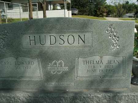 HUDSON, THELMA JEAN - Boone County, Arkansas | THELMA JEAN HUDSON - Arkansas Gravestone Photos