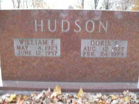HUDSON, WILLIAM E. - Boone County, Arkansas | WILLIAM E. HUDSON - Arkansas Gravestone Photos