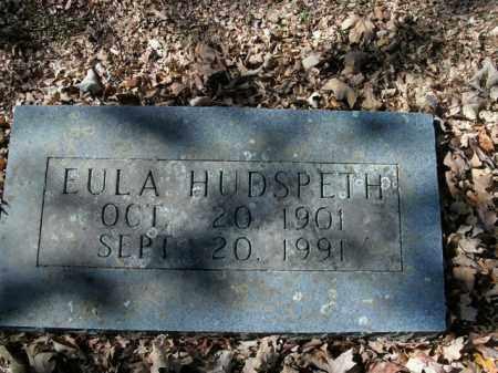 HUDSPETH, EULA ANN - Boone County, Arkansas | EULA ANN HUDSPETH - Arkansas Gravestone Photos