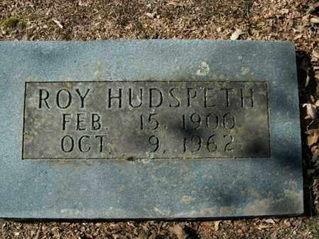 HUDSPETH, ROY - Boone County, Arkansas   ROY HUDSPETH - Arkansas Gravestone Photos