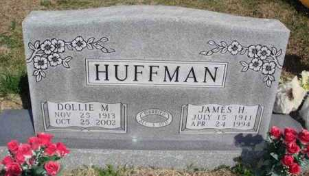 HUFFMAN, JAMES H. - Boone County, Arkansas | JAMES H. HUFFMAN - Arkansas Gravestone Photos