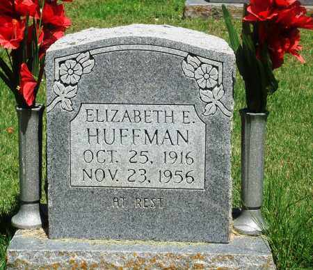 HUFFMAN, ELIZABETH ELLEN - Boone County, Arkansas   ELIZABETH ELLEN HUFFMAN - Arkansas Gravestone Photos