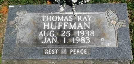 HUFFMAN, THOMAS RAY - Boone County, Arkansas | THOMAS RAY HUFFMAN - Arkansas Gravestone Photos