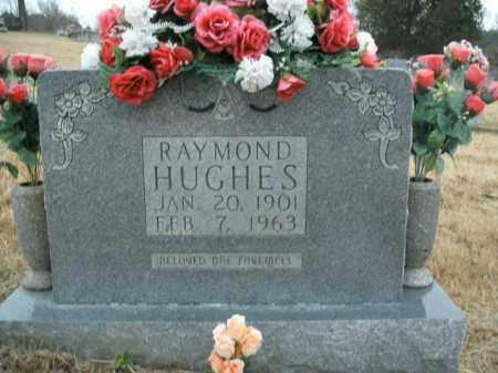 HUGHES, RAYMOND - Boone County, Arkansas   RAYMOND HUGHES - Arkansas Gravestone Photos