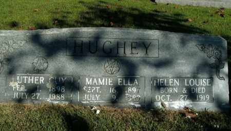 HUGHEY, HELEN LOUISE - Boone County, Arkansas | HELEN LOUISE HUGHEY - Arkansas Gravestone Photos