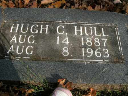 HULL, HUGH C. - Boone County, Arkansas | HUGH C. HULL - Arkansas Gravestone Photos