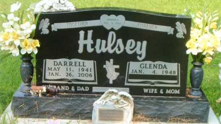 HULSEY, DARRELL - Boone County, Arkansas | DARRELL HULSEY - Arkansas Gravestone Photos