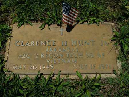 HUNT, JR  (VETERAN VIET), CLARENCE H - Boone County, Arkansas | CLARENCE H HUNT, JR  (VETERAN VIET) - Arkansas Gravestone Photos