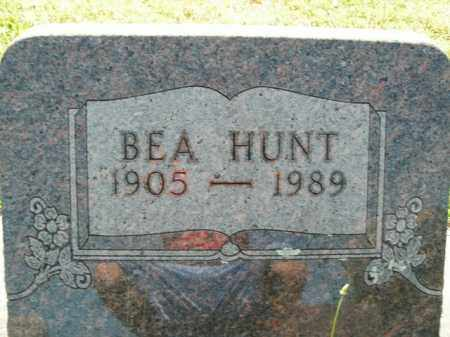 HUNT, BEA CLARICE - Boone County, Arkansas | BEA CLARICE HUNT - Arkansas Gravestone Photos