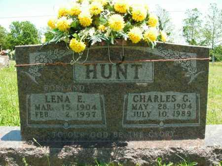 BORLAND HUNT, LENA E. - Boone County, Arkansas | LENA E. BORLAND HUNT - Arkansas Gravestone Photos