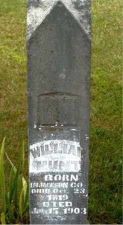 HUNT, WILLIAM - Boone County, Arkansas | WILLIAM HUNT - Arkansas Gravestone Photos