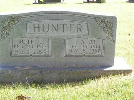 HUNTER, RUTH L. - Boone County, Arkansas | RUTH L. HUNTER - Arkansas Gravestone Photos