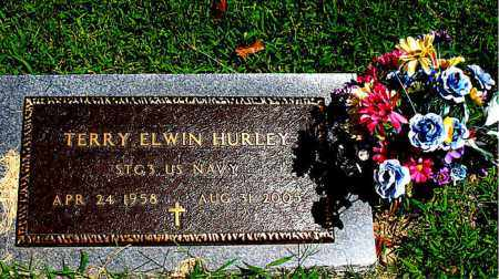 HURLEY  (VETERAN), TERRY ELWIN - Boone County, Arkansas | TERRY ELWIN HURLEY  (VETERAN) - Arkansas Gravestone Photos