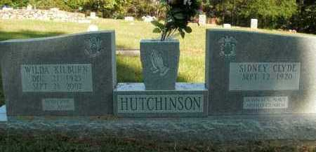 HUTCHINSON, WILDA - Boone County, Arkansas | WILDA HUTCHINSON - Arkansas Gravestone Photos