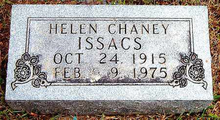 ISSACS, HELEN - Boone County, Arkansas | HELEN ISSACS - Arkansas Gravestone Photos