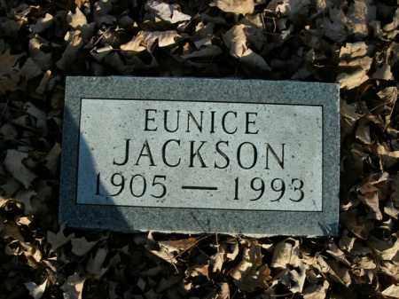 JACKSON, EUNICE - Boone County, Arkansas | EUNICE JACKSON - Arkansas Gravestone Photos