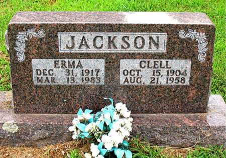 MAPLES JACKSON, ERMA - Boone County, Arkansas | ERMA MAPLES JACKSON - Arkansas Gravestone Photos