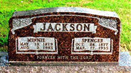 JACKSON, SPENCER - Boone County, Arkansas | SPENCER JACKSON - Arkansas Gravestone Photos