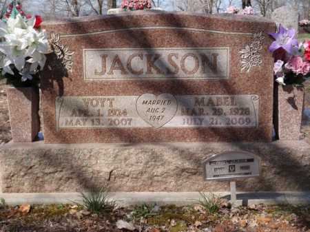 JACKSON, VOYT - Boone County, Arkansas | VOYT JACKSON - Arkansas Gravestone Photos