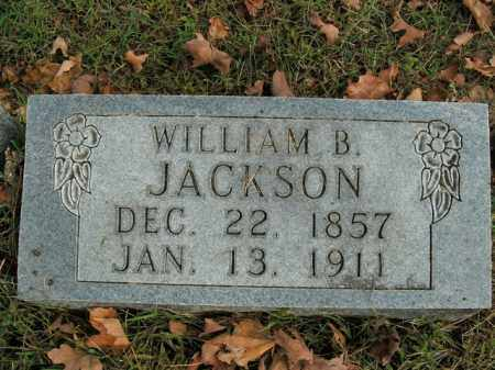 JACKSON, WILLIAM B. - Boone County, Arkansas | WILLIAM B. JACKSON - Arkansas Gravestone Photos
