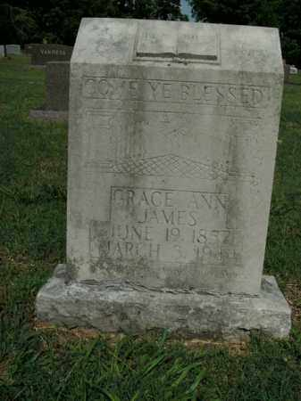 JAMES, GRACE ANN - Boone County, Arkansas | GRACE ANN JAMES - Arkansas Gravestone Photos