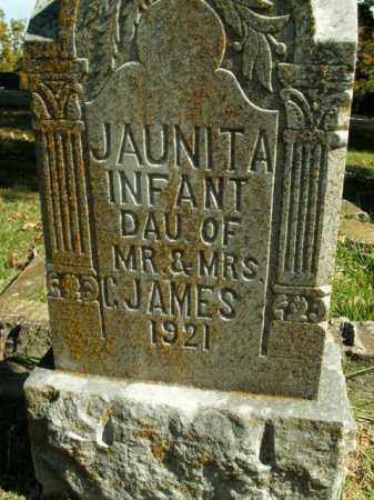 JAMES, JAUNITA - Boone County, Arkansas | JAUNITA JAMES - Arkansas Gravestone Photos