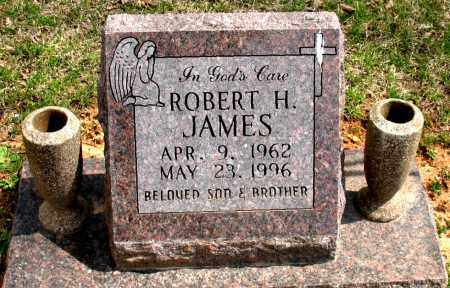 JAMES, ROBERT  H. - Boone County, Arkansas | ROBERT  H. JAMES - Arkansas Gravestone Photos
