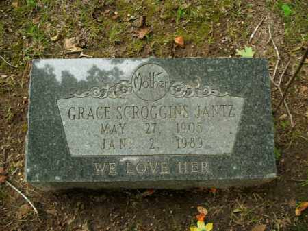 JANTZ, GRACE - Boone County, Arkansas | GRACE JANTZ - Arkansas Gravestone Photos