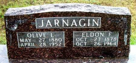 JARNAGIN, OLIVE  L - Boone County, Arkansas | OLIVE  L JARNAGIN - Arkansas Gravestone Photos