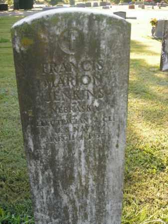 JENKINS  (VETERAN ), FRANCIS MARION - Boone County, Arkansas | FRANCIS MARION JENKINS  (VETERAN ) - Arkansas Gravestone Photos