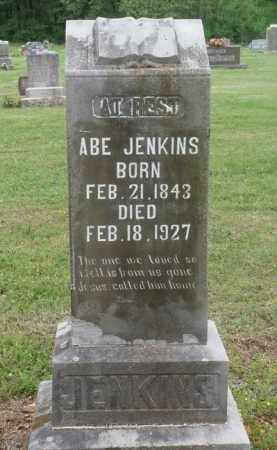 JENKINS, ABE - Boone County, Arkansas | ABE JENKINS - Arkansas Gravestone Photos
