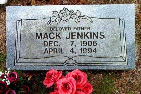 JENKINS, MACK - Boone County, Arkansas | MACK JENKINS - Arkansas Gravestone Photos