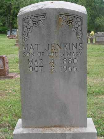 JENKINS, MAT - Boone County, Arkansas | MAT JENKINS - Arkansas Gravestone Photos
