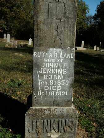 JENKINS, RUTHA D. - Boone County, Arkansas | RUTHA D. JENKINS - Arkansas Gravestone Photos