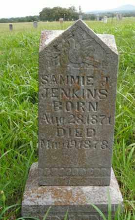 JENKINS, SAMMIE J. - Boone County, Arkansas | SAMMIE J. JENKINS - Arkansas Gravestone Photos