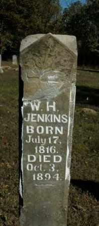 JENKINS, WILLIAM H. - Boone County, Arkansas | WILLIAM H. JENKINS - Arkansas Gravestone Photos