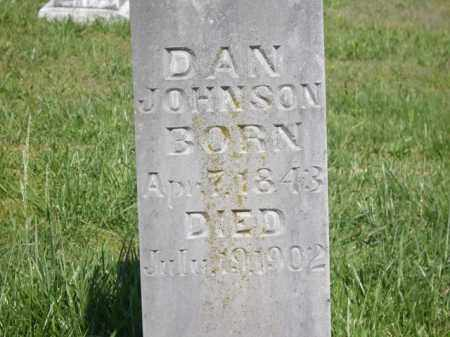 JOHNSON, DAN - Boone County, Arkansas | DAN JOHNSON - Arkansas Gravestone Photos