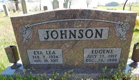 JOHNSON, EUGENE - Boone County, Arkansas | EUGENE JOHNSON - Arkansas Gravestone Photos