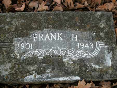 JOHNSON, FRANK H. - Boone County, Arkansas | FRANK H. JOHNSON - Arkansas Gravestone Photos