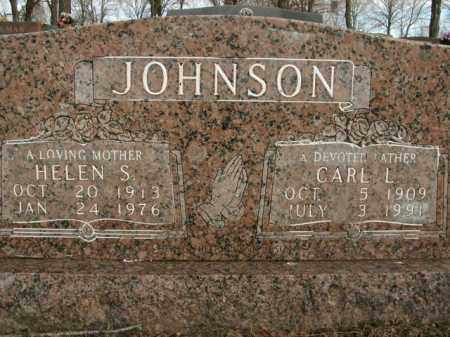 JOHNSON, CARL LEE - Boone County, Arkansas | CARL LEE JOHNSON - Arkansas Gravestone Photos
