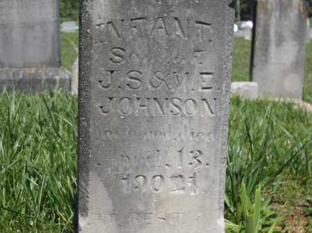 JOHNSON, INFANT SON - Boone County, Arkansas | INFANT SON JOHNSON - Arkansas Gravestone Photos