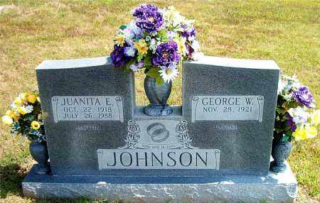 JOHNSON, JUANITA  E. - Boone County, Arkansas | JUANITA  E. JOHNSON - Arkansas Gravestone Photos