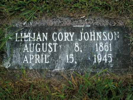 JOHNSON, LILLIAN - Boone County, Arkansas | LILLIAN JOHNSON - Arkansas Gravestone Photos