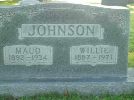 JOHNSON, MAUD - Boone County, Arkansas | MAUD JOHNSON - Arkansas Gravestone Photos