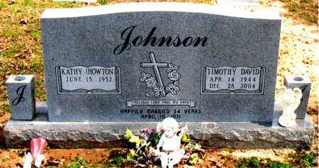 JOHNSON, TIMOTHY DAVID - Boone County, Arkansas | TIMOTHY DAVID JOHNSON - Arkansas Gravestone Photos
