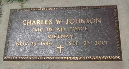 JOHNSON (VETERAN VIET), CHARLES - Boone County, Arkansas | CHARLES JOHNSON (VETERAN VIET) - Arkansas Gravestone Photos