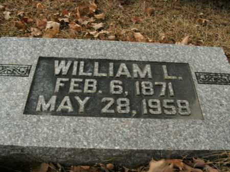 JOHNSON, WILLIAM LUTHER - Boone County, Arkansas | WILLIAM LUTHER JOHNSON - Arkansas Gravestone Photos