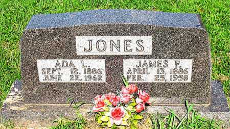 NANCE JONES, ADA LEE - Boone County, Arkansas | ADA LEE NANCE JONES - Arkansas Gravestone Photos