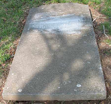 JONES, ALONZO  W. - Boone County, Arkansas | ALONZO  W. JONES - Arkansas Gravestone Photos