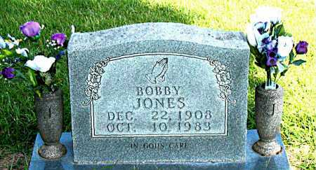 JONES, BOBBY - Boone County, Arkansas | BOBBY JONES - Arkansas Gravestone Photos